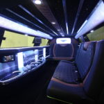 Bentley Limousine Cool Seats Interior Boss Limo Melbourne