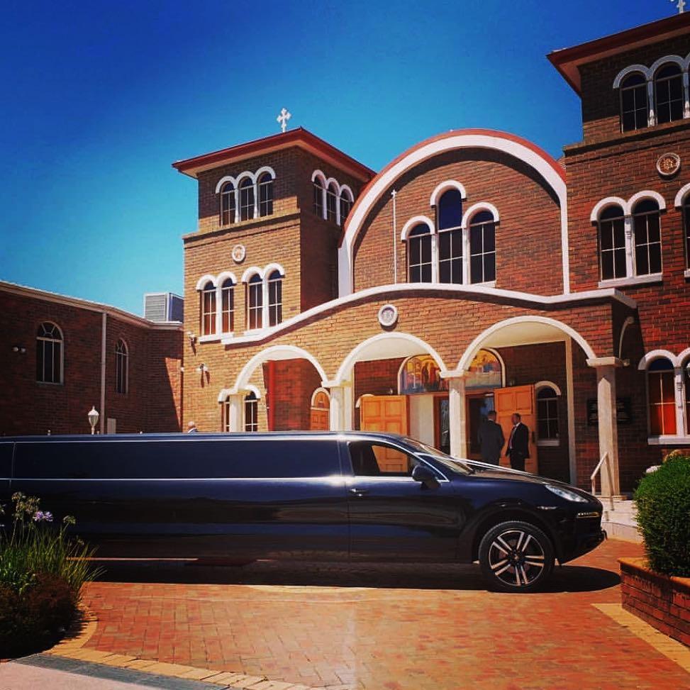 Black Bentley Church